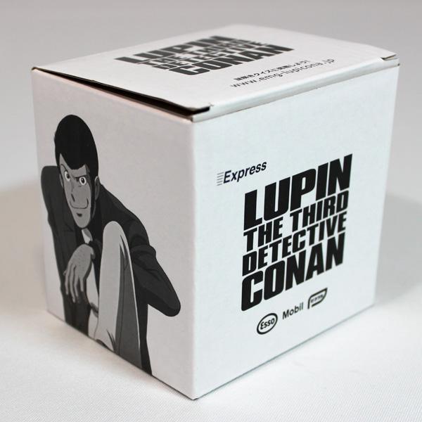 ルパン三世vs名探偵コナン マグカップ外箱
