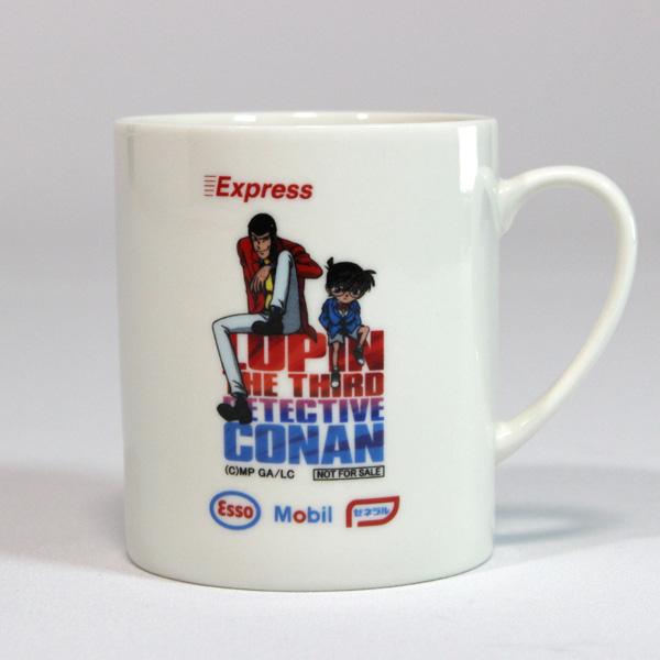 ルパン三世vs名探偵コナンマグカップ
