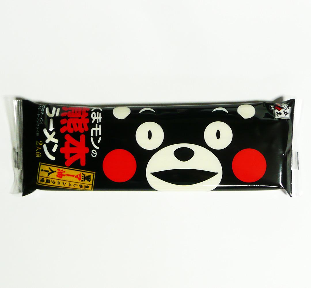 くまモンの熊本ラーメン【五木食品】