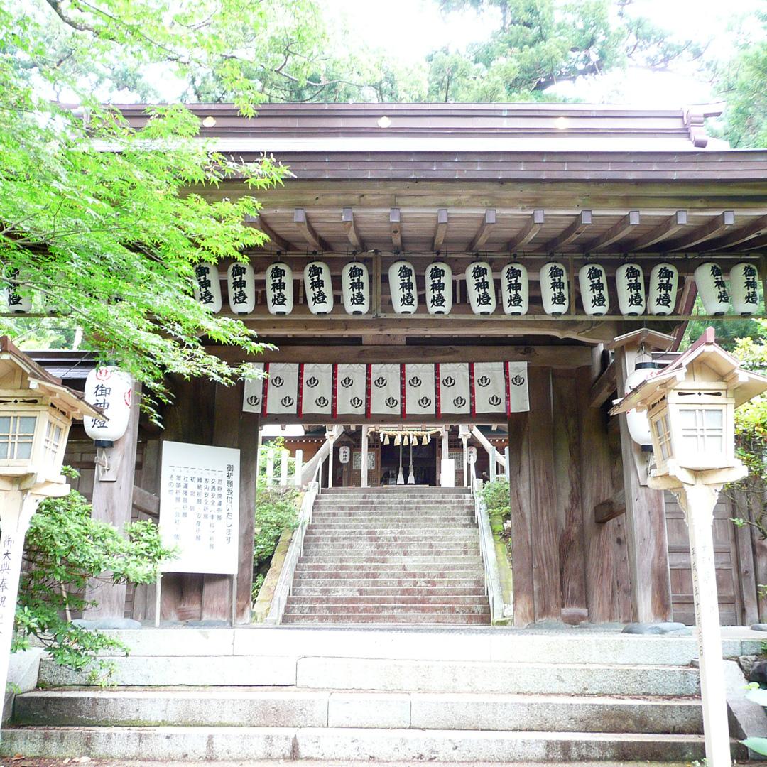 高倉神社 福岡県遠賀郡