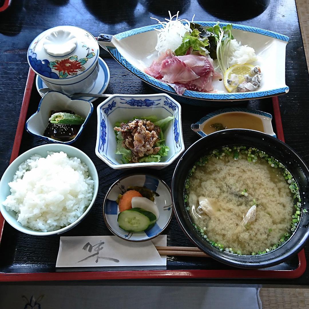 鯉定食【樋口軒】福岡県北九州市