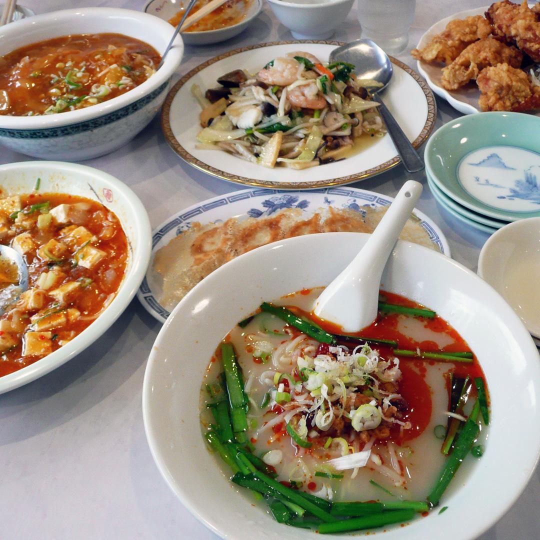 中国料理【謝々餃子】