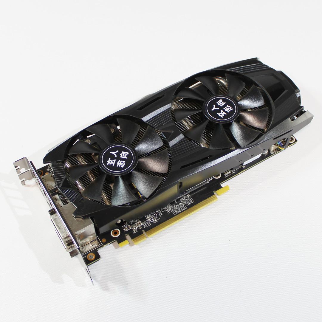 NVIDIA GERORCE GTX1060 6G/OC/DF【玄人志向】