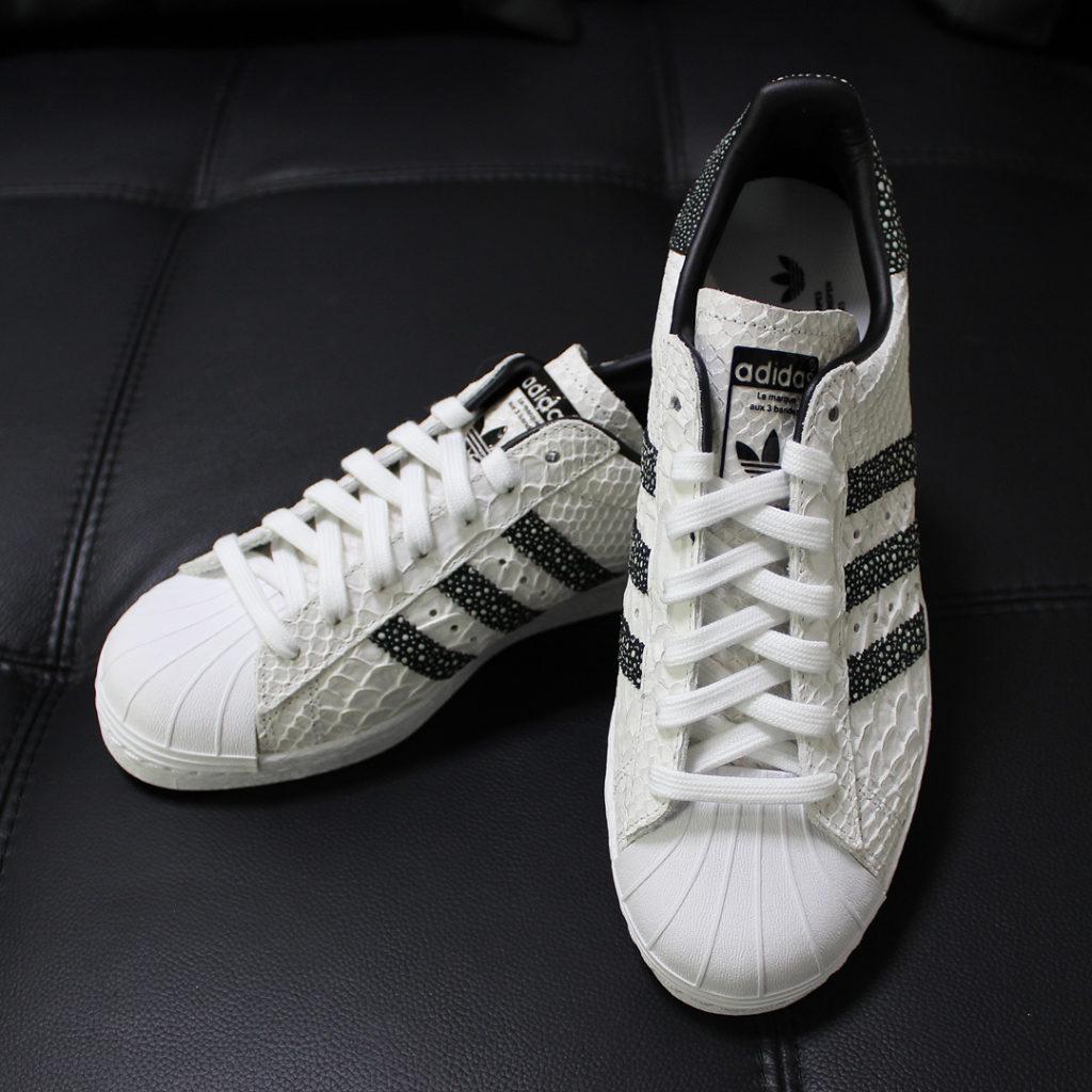 adidas Originals Superstar 80s custom