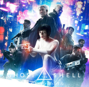 GHOST IN THE SHELL|ハリウッド実写版