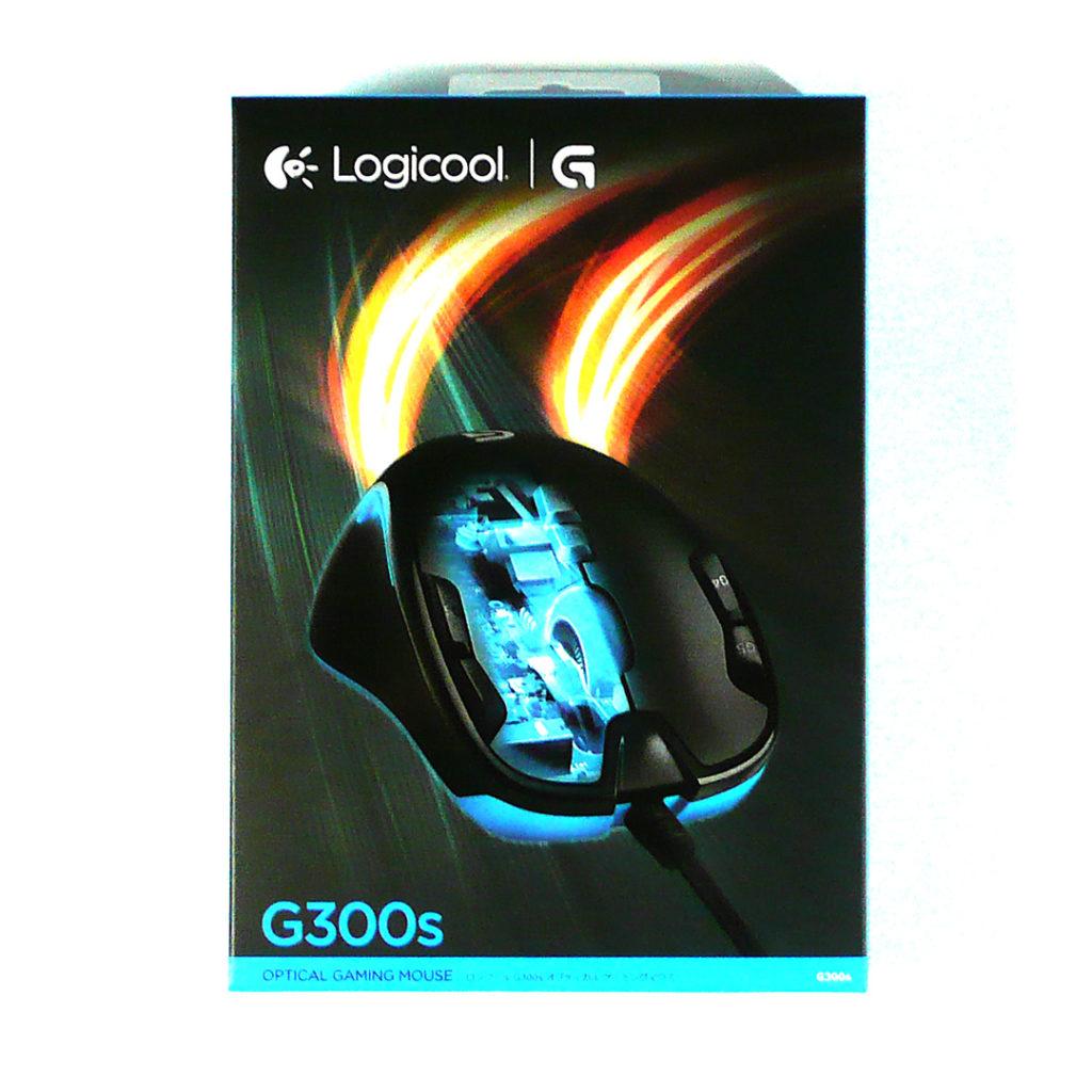 Logicoolゲーミングマウス G300S