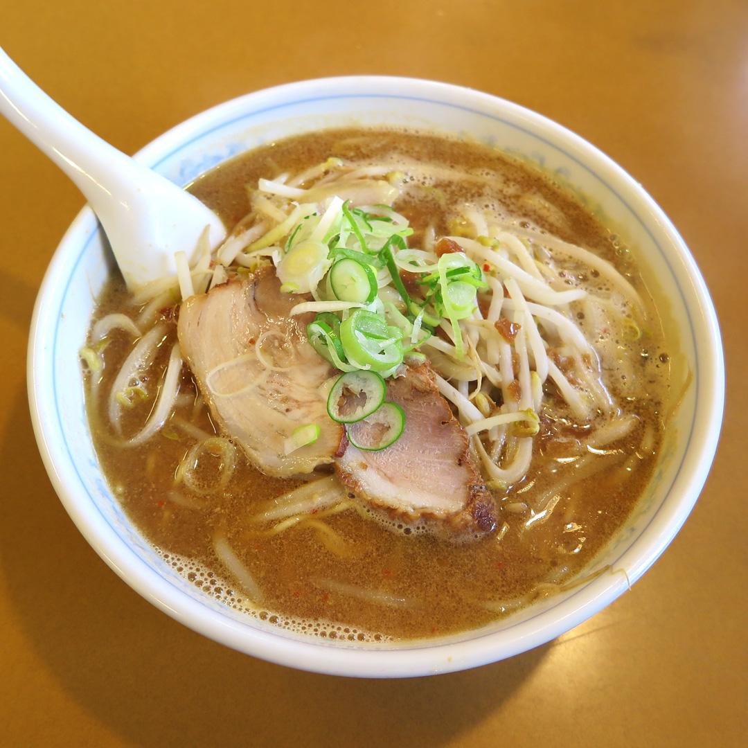 みそラーメン【北のらー麺 らう屋】