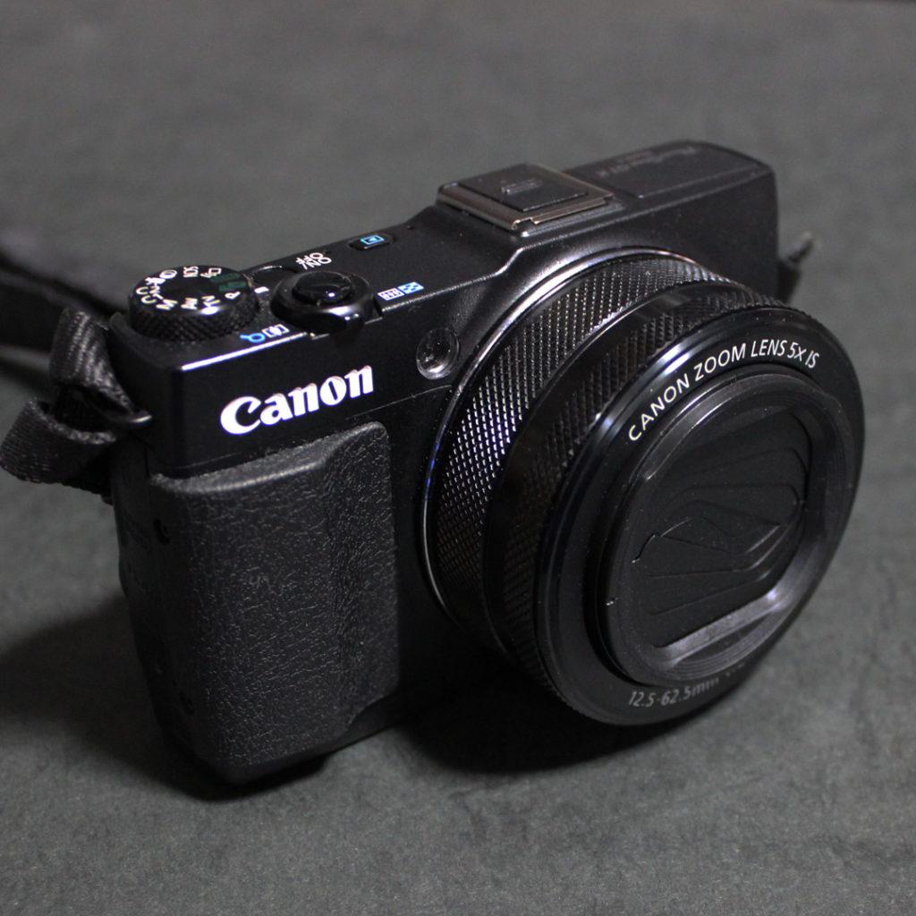 Canon PowerShot G1 X Mark Ⅱ