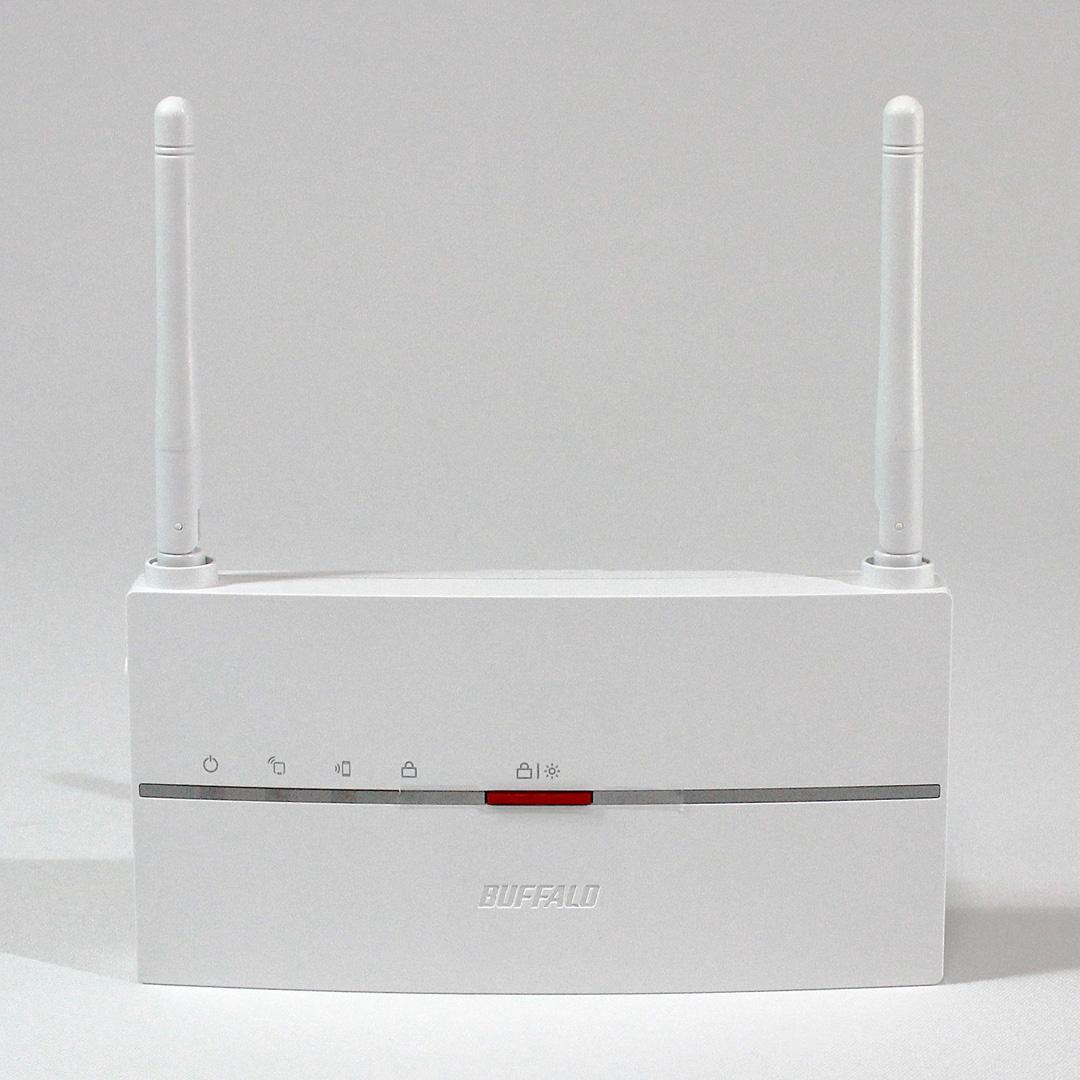 Wi-Fi中継器ハイパワーモデル Air Station WEX-1166DHP【BUFFALO】