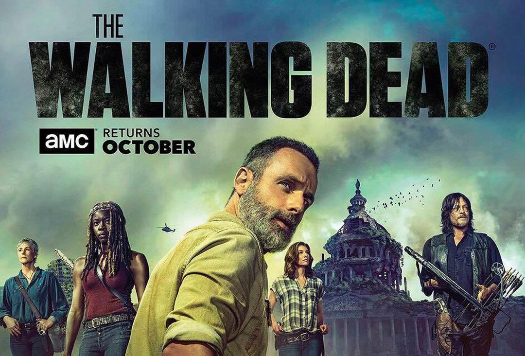 THE WALKING DEAD season9